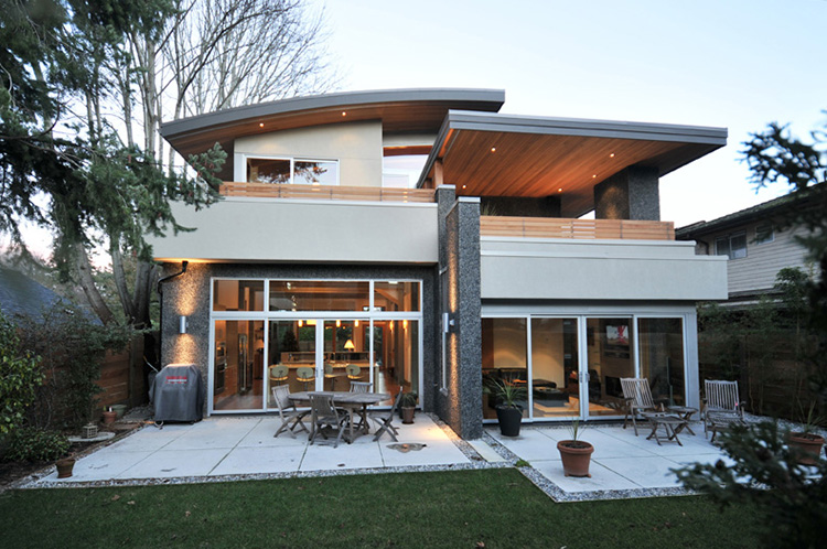 Hasker Residence Exterior Front